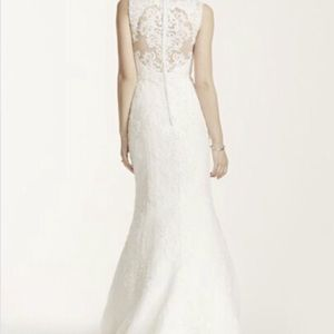 BRAND NEW WITH TAGS WEDDING DRESS!